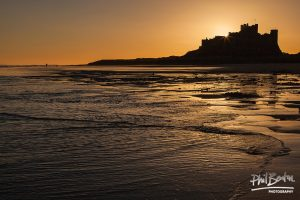 First Light Bamburgh