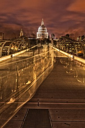 Movement Towards St Pauls