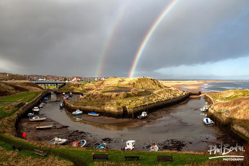 Rainbow's End, Seaton Sluice.