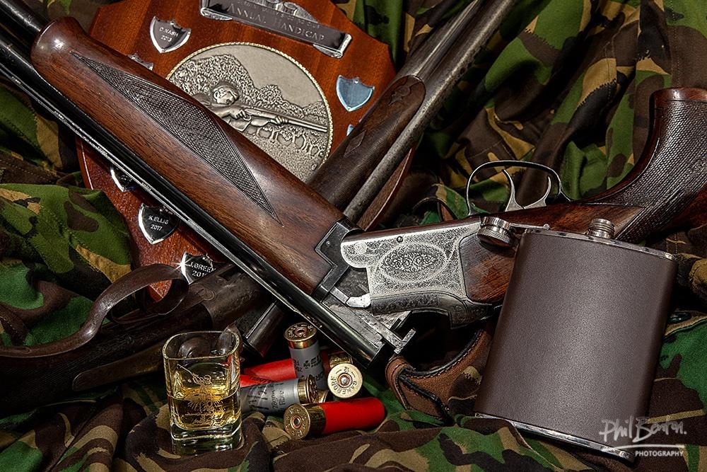 Guns, Cartridges and a Wee Dram