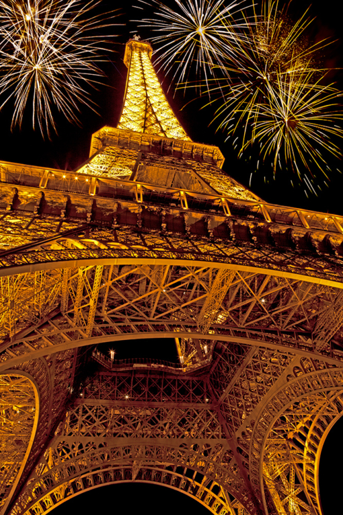 Eiffel Tower Celebrations