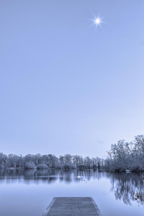 Serene Bolam Lake