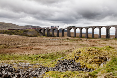 Steaming over Ribblehead