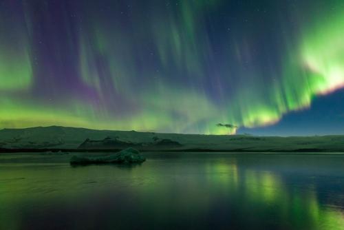 Swirls of Colour Iceland
