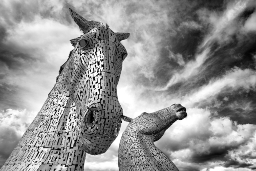 The Kelpies Scotland